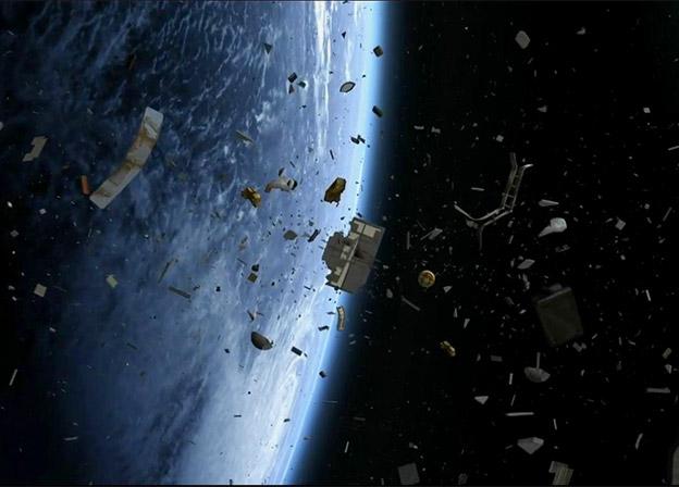 Shvabe hat ein Objektiv für die Entdeckung von Weltraummüll entwickelt