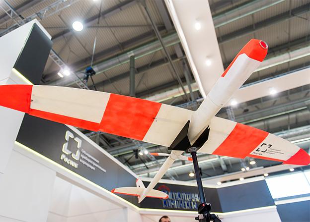 El vehículo aéreo no tripulado (VANT) de reconocimiento de la Corporación Unificada de Construcción de Maquinaria (OPK) puede ensamblarse en 1 día