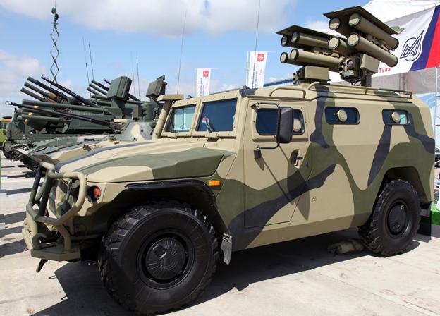 Ростех покажет оборонные новинки на выставке в ОАЭ