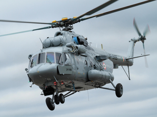 Rostec has transferred to India the final batch of Mi-17V-5 helicopters as part of a major contract