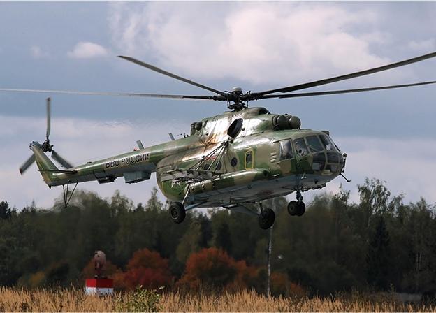 """La compañía """"Helicópteros de Rusia"""" entregará la documentación para la reparación de los Mi-8T a Cuba"""