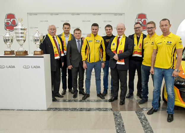 Nicolas Maure: Sport LADA Can Compete with Global Brands and Win