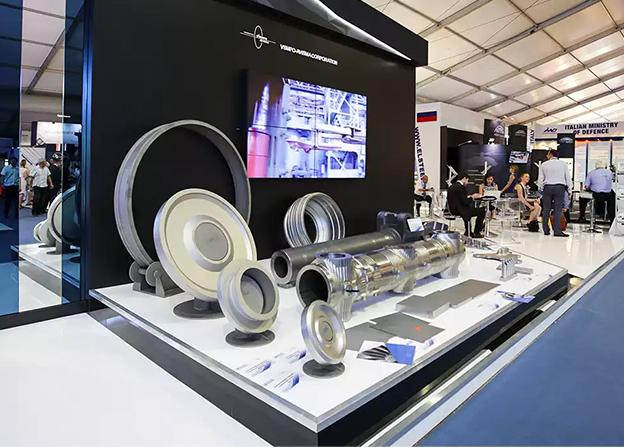 La société VSMPO-AVISMA continuera d'expédier le titane à la société française Safran