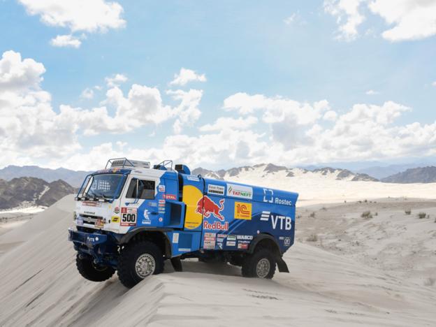 В Аргентине завершился одиннадцатый этап ралли «Дакар-2018»