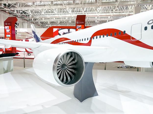 Ростех и китайская AECC CAE разработают двигатель для нового авиалайнера