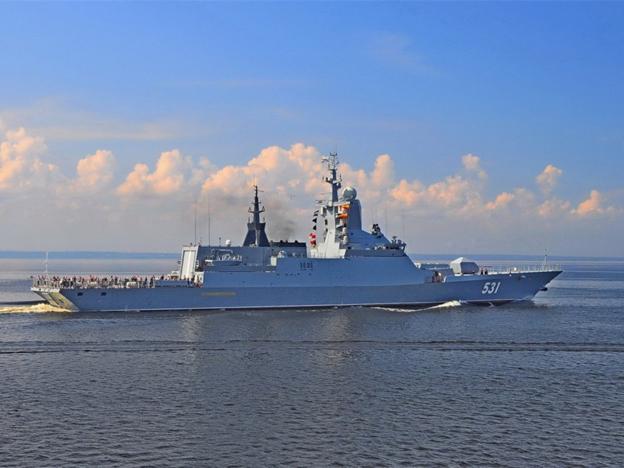 «РТ-Химкомпозит» участвует в оснащении перспективных кораблей