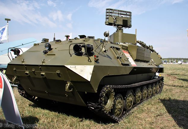 «Росэлектроника» усовершенствовала модуль разведки «Барнаул-Т»