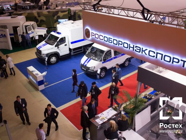 Rosoboronexport to Present Public and Civilian Facility Security Solutions at Interpolitex 2017