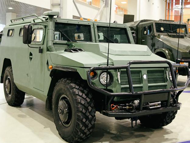 الشركة تعرض في البحرين أكثر من 200 عينة من المنتجات العسكرية