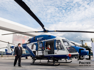 Russian Helicopters to showcase new commercial models
