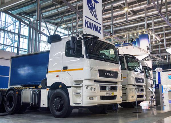 KAMAZ увеличил продажи фургонов вследующем году на22%