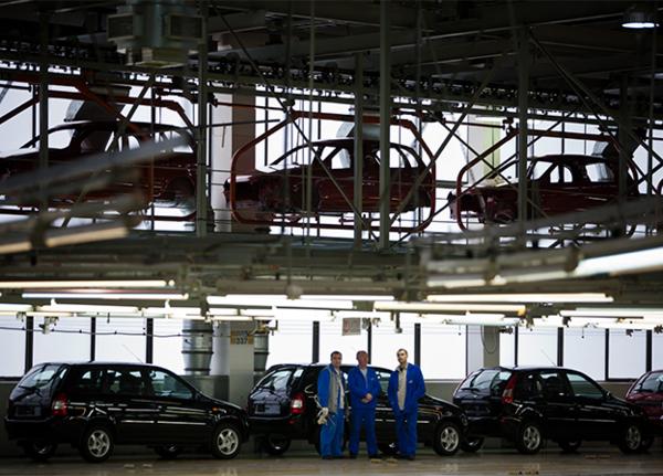 Волжский автомобильный завод и Рэно могут запустить производство авто вИране