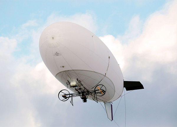 ОПК создала аэростатный комплекс связи