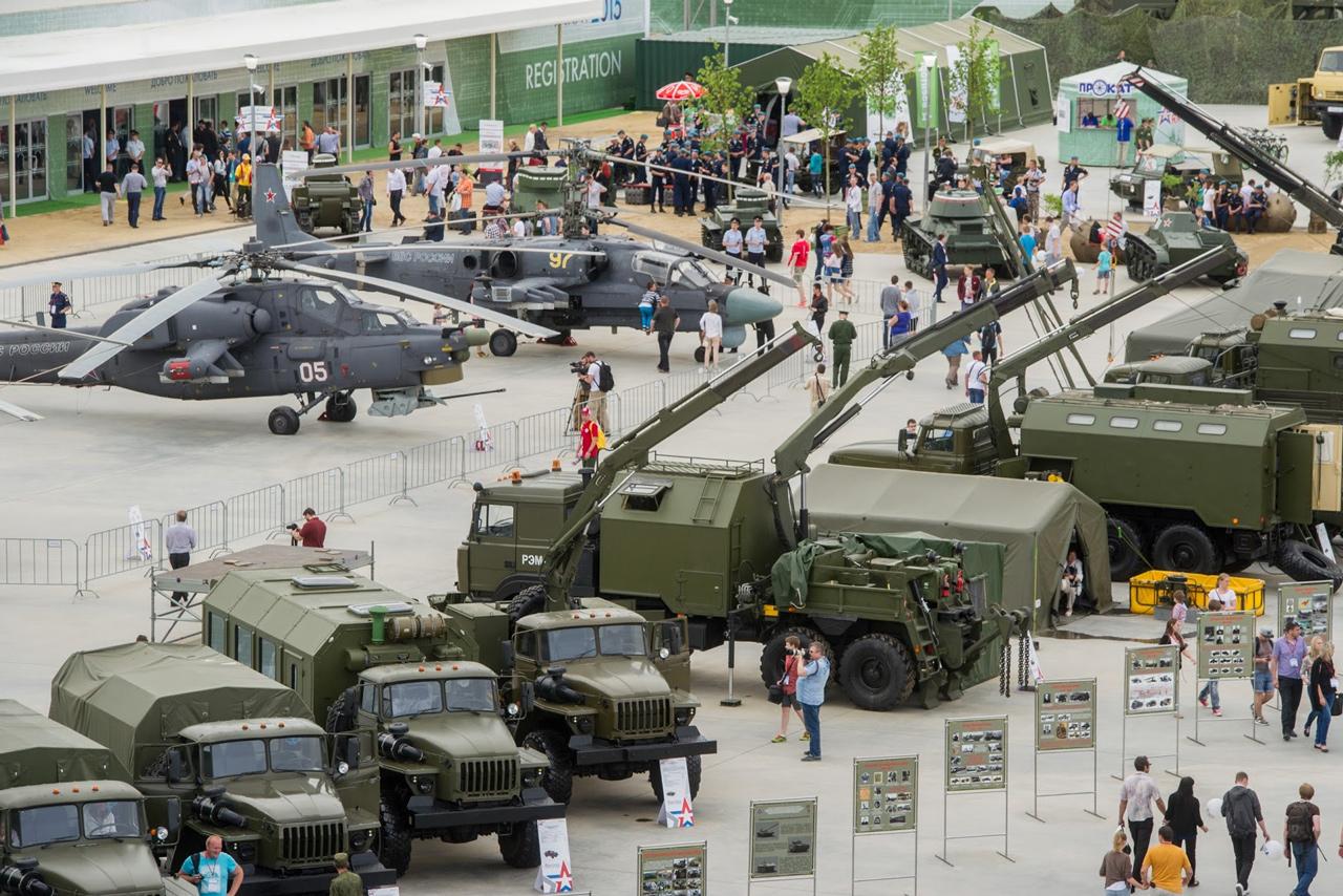 Выставка военной техники в кубинке 2017 как добраться