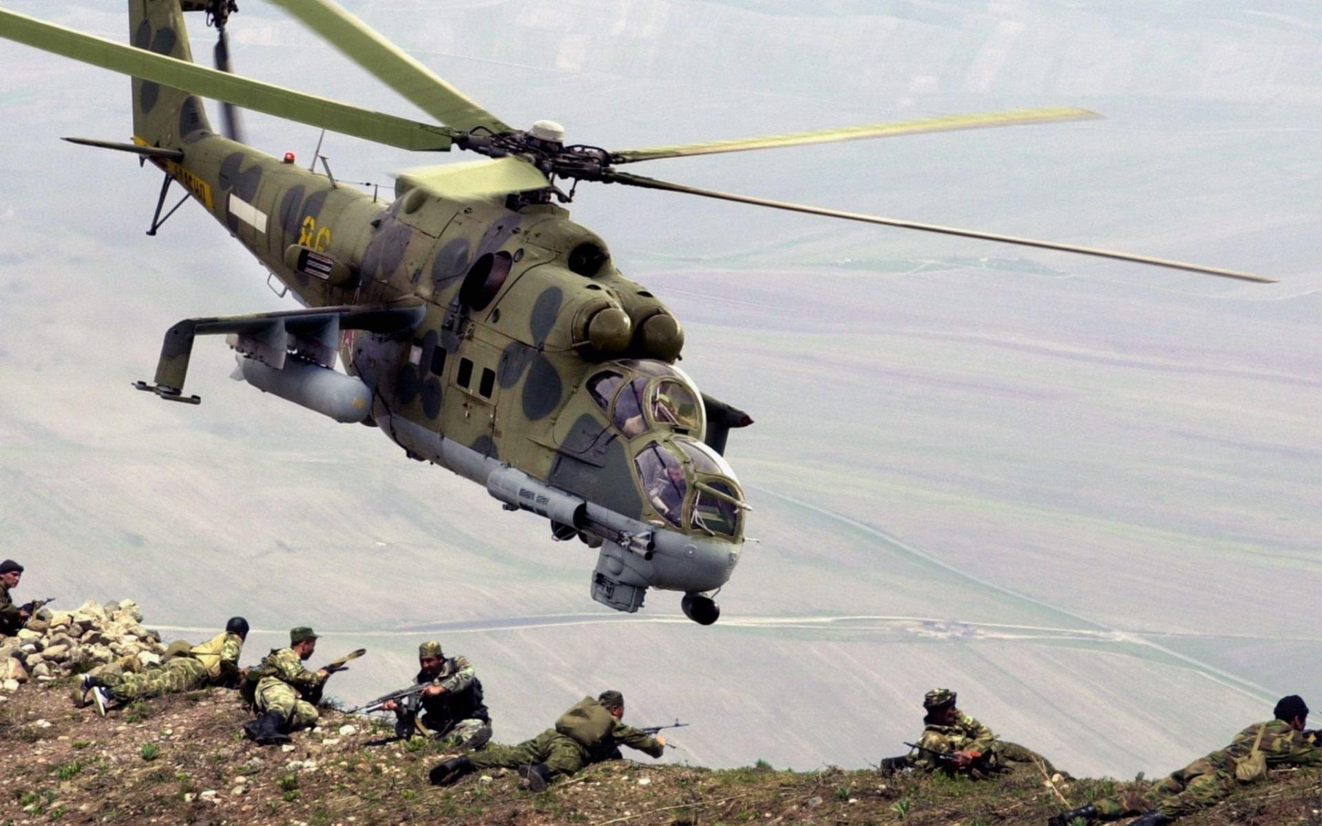Поляки ринулись модернизировать легендарные советские Ми-24