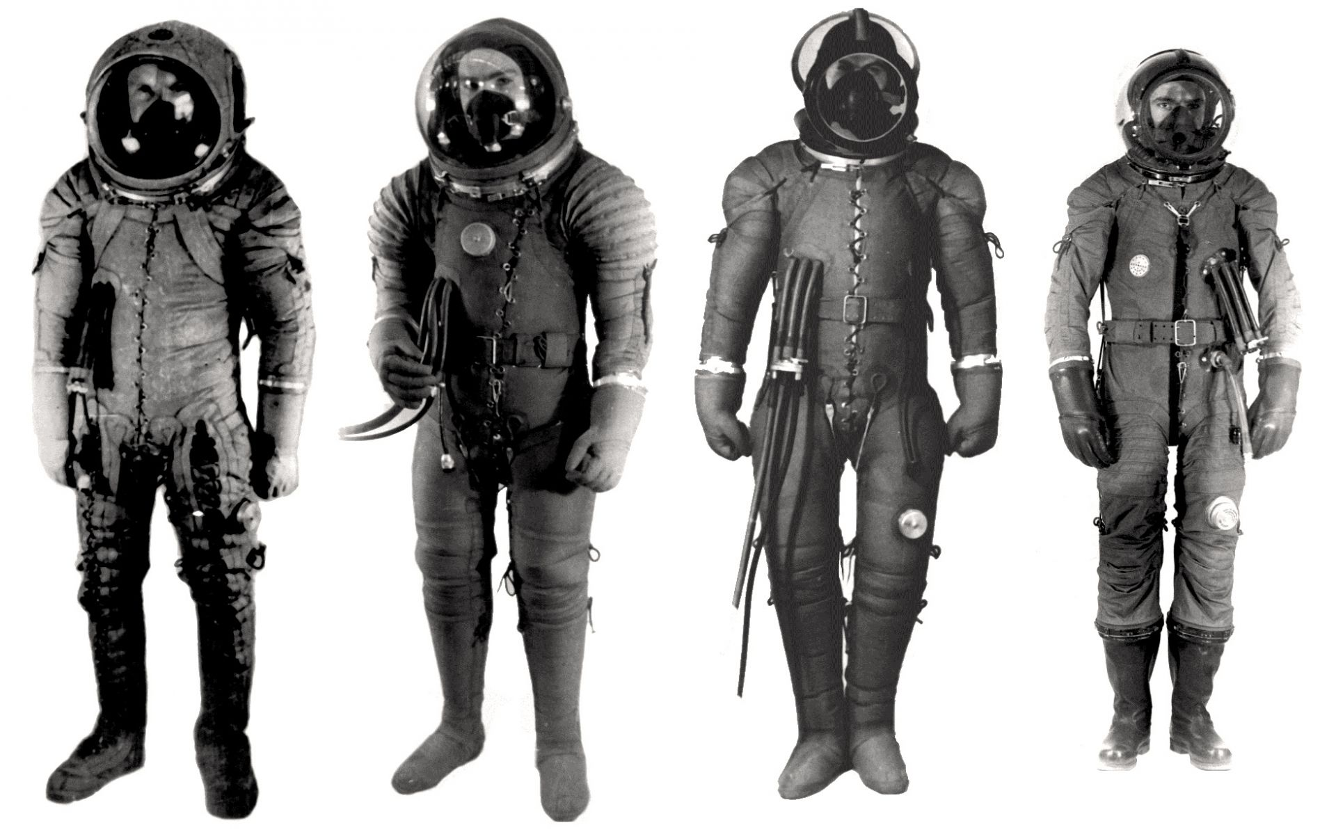 retro astronaut costume - HD1920×1196