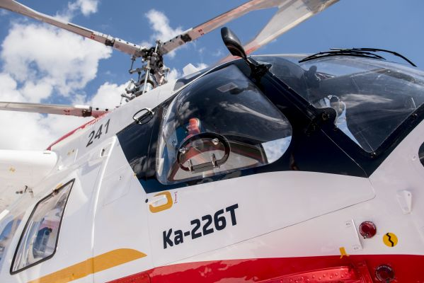 Ka-226T Helicopter – an All-Purpose Flying Machine