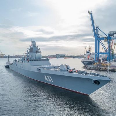 "Rostec Begins Delivery of Turbine Units for ""Admiral"" Series Frigates"
