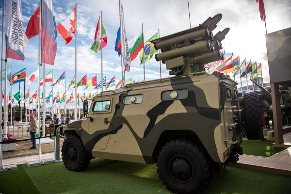 Rosoboronexport to Introduce New Export Products at the KADEX-2018 Exhibition in Kazakhstan