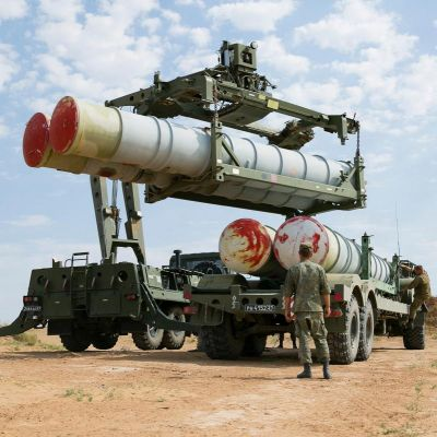 Rosoboronexport Completes the First Shipment of S-400 Installations to Turkey