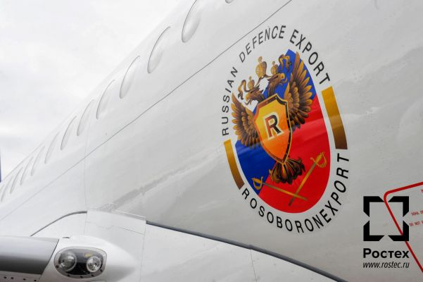 Rosoboronexport Has Led a Campaign to Help Victims of Ebola