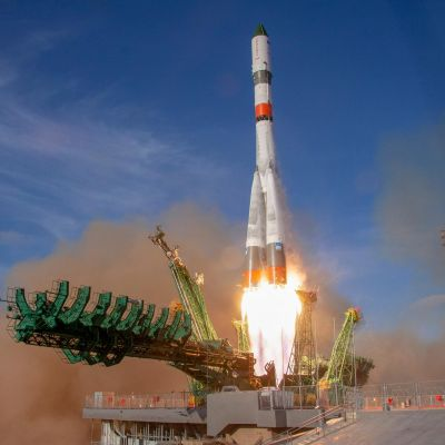 "UEC Engines Ensured the Launch of ""Progress-13"" Spacecraft"