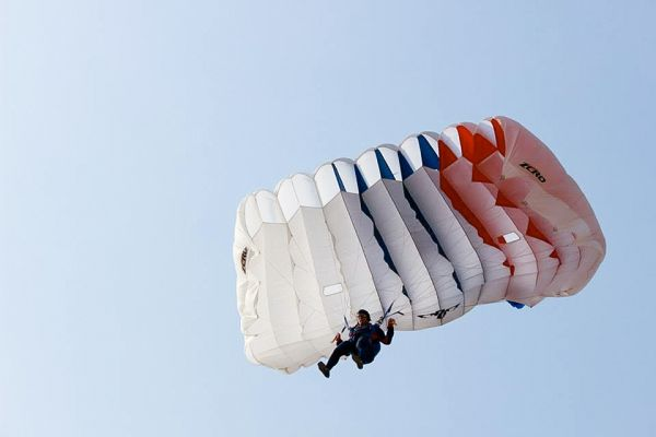 Russian Skydivers Won 12 Medals at the European Championship