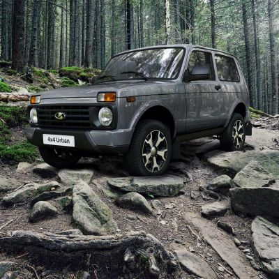 LADA 4x4 – New Traits to the Classic Style