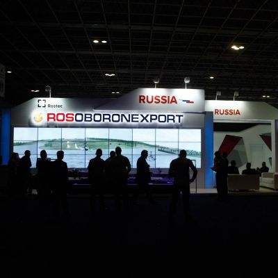 Rosoboronexport to Present Military Equipment and Unique Proposals for Infrastructure Projects at LAAD 2019
