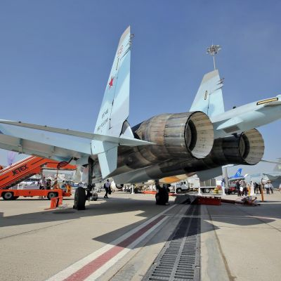 Russia Presents Advanced Air Force and Air Defense Equipment at Dubai Airshow 2019