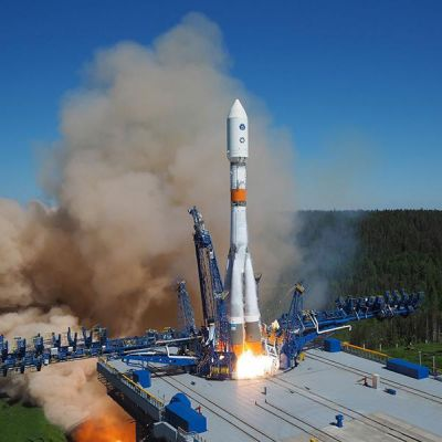 UEC Rocket Engines Successfully Performed at the Launch of Soyuz