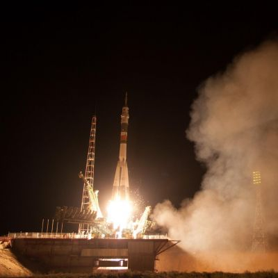 "UEC Rocket Engines Insured the Launch of ""Soyuz MS-13"" Spacecraft With a Long-Term Expedition to the ISS"