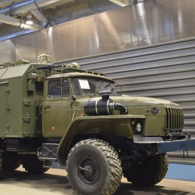 Russian Defense Ministry Receives New Artillery Fire Control Systems