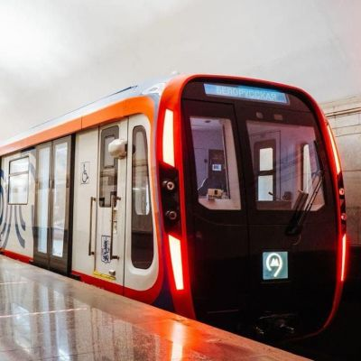 New Rostec Technology Utilized in Metro Train Glass