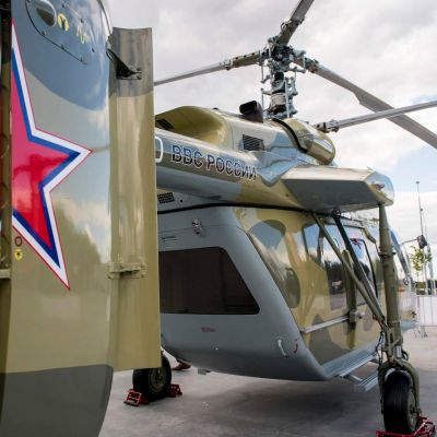 Rosoboronexport to Bring 200-plus Pieces of Military Equipment to Mexico's FAMEX