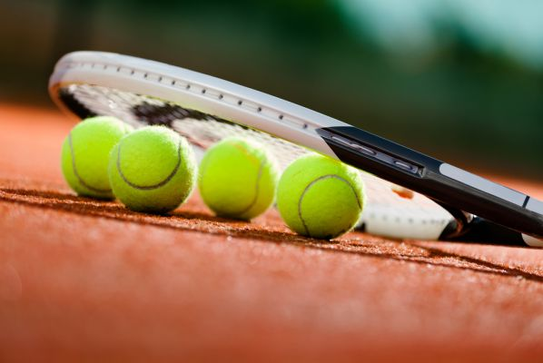 International tennis tournament