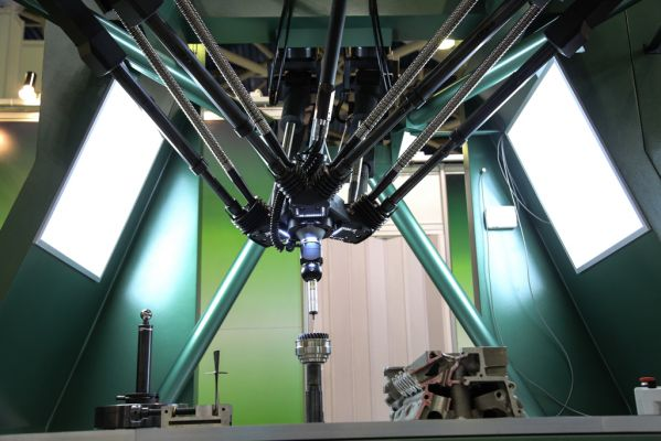 Rostec Starts Production of Cyber-Protected High-Precision Machine Tools