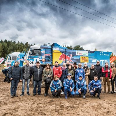 """KAMAZ-Master"" has Announced the Pilots to Participate in the ""Dakar-2020"""