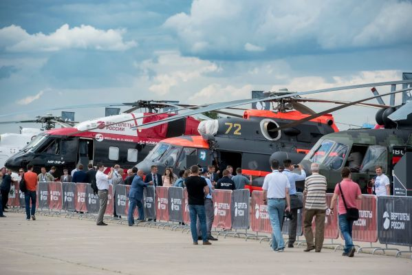 From August 27 to September 1, Zhukovsky Will Host the International Aviation and Space Salon