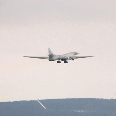 Tu-160M Makes First Flight with New Engines