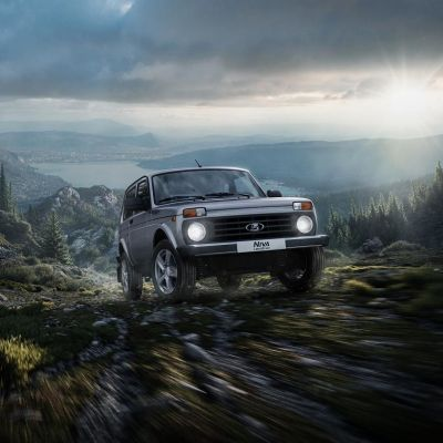 LADA Niva Legend: the New Name for the Iconic Model