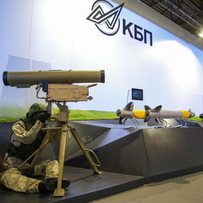 Russia is Developing the World's First ATGM Capable of Shooting Down UAVs