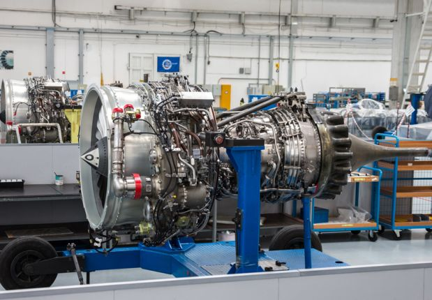 Aircraft Engine SaM146: Over 700,000 Hours of In-Flight Operation
