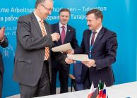 KAMAZ and Erfurt Educational Center Teaming Up