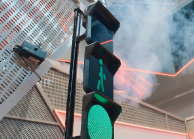 "Rostec has Created a Fog Traffic Light for the ""City of the Future"""