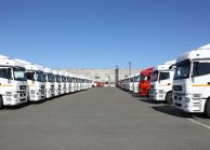 KAMAZ Revenue Exceeded RUB 156 billion