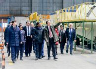 India's MoD Delegation Visited Ulyanovsk-based Aviastar-SP