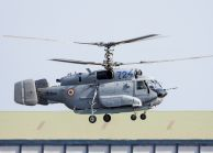 Russian Helicopters has provided maintenance on Ka-31 helicopters for India