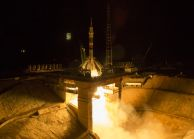 "Engines Built by United Engine Corporation Ensured the Launch of Manned Spacecraft ""Soyuz MS-06"""