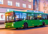 The Batch of 25 Gas-Engine NEFAZ Buses was Delivered to Rostov-on-Don